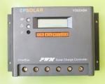 ΡΥΘΜΙΣΤΗΣ ΦΟΡΤΙΣΗΣ EPSOLAR VS6048N, 60A, 12/24/48V + LCD DISPLAY